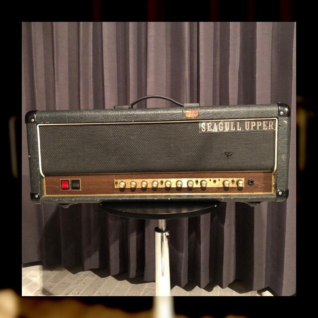 ギターヘッドアンプ